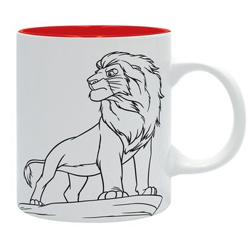 Krus Løvernes Konge - Simba