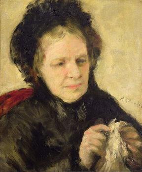 Madame Theodore Charpentier (1802-75) c.1869 Festmény reprodukció