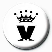 MADNESS - Logo Insignă