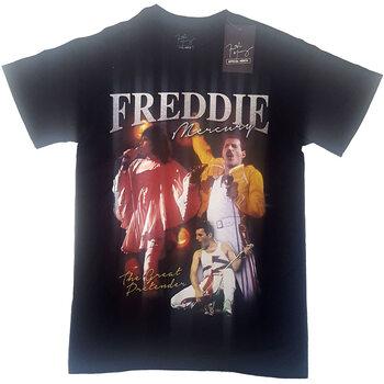 Maglietta Freddie Mercury - Great Pretender