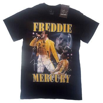 Maglietta Freddie Mercury - Live