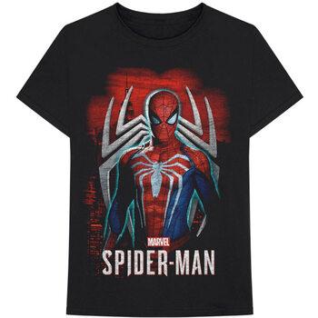 Maglietta Marvel - Spiderman