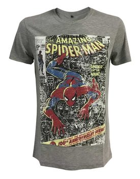 Maglietta Marvel - The Amazing Spiderman