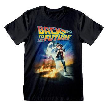 Maglietta Ritorno al futuro - Poster
