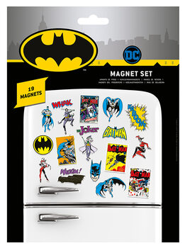 Magnes Batman - Retro