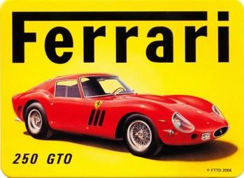 FERRARI GTO Magnes