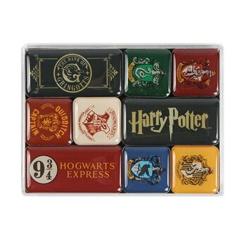 Harry Potter - Houses Magnes