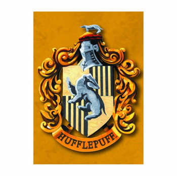 Harry Potter – Hufflepuff Magnes
