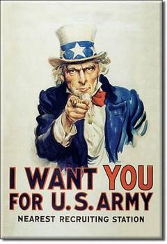 UNCEL SAM - I want you Magnes