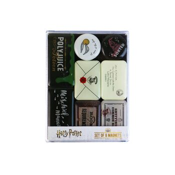Magnet Harry Potter - Hogwarts Artifacts (Set)