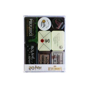 Harry Potter - Hogwarts Artifacts (Set) Magnet