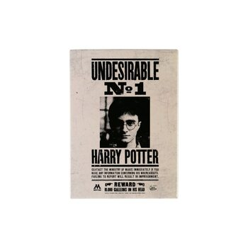 Magnet Harry Potter - Undesirable No.1