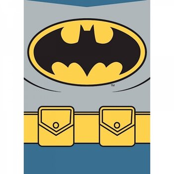 Magnete Batman - Costume