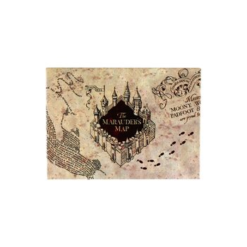 Magneet Harry Potter - Marauders Map