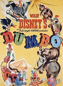 Disney - Dumbo Magneter
