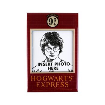 Magneter Harry Potter - Platform 9 3/4