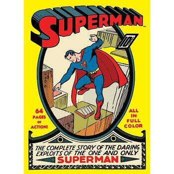 Superman - Comic Book Magneter