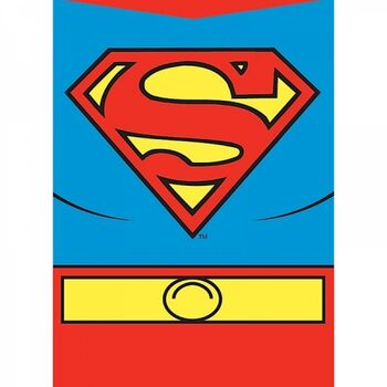 Superman - Costume Magnet