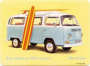 VW Volkswagen Camper Magneter
