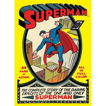 Superman - Comic Book Magneti