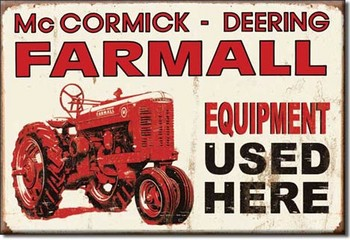 Magnet FARMALL - used here