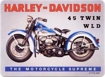Magnet HARLEY DAVIDSON - wld
