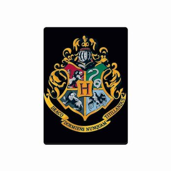 Magnet Harry Potter - Bradavice