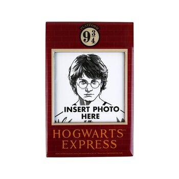 Magnet Harry Potter - Nástupiště 9 4/3