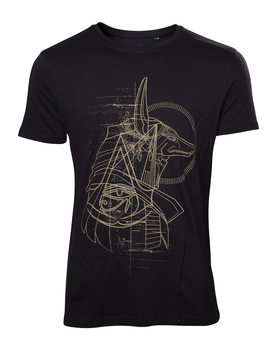 AC Origins - Anubis Print Men's T-shirt Majica