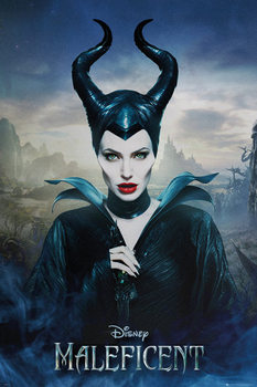 Maleficent - One Sheet - плакат (poster)