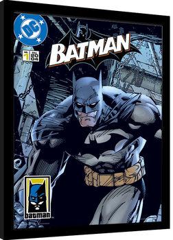 Batman - Prowl (Comic Cover) Poster enmarcado