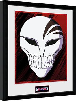 Bleach - Mask Poster enmarcado