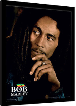 Bob Marley - Legend Poster enmarcado