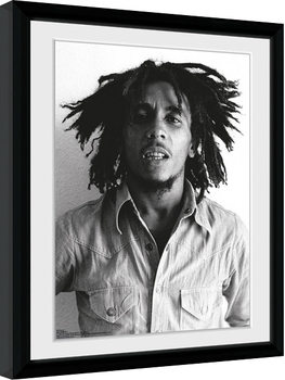 Bob Marley - One Love Poster enmarcado