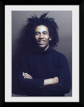 Bob Marley - Wall marco de plástico