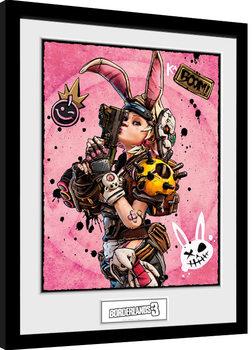 Borderlands 3 - Tina Poster enmarcado
