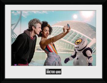 Doctor Who - Season 10 Episode 2 Poster enmarcado