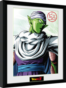 Dragon Ball Z - Piccolo Poster enmarcado