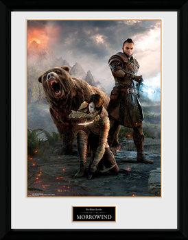 Poster enmarcado Elder Scrolls Online: Morrowind - Trio