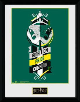Harry Potter - Ambition Poster enmarcado