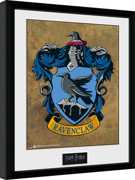 Harry Potter - Ravenclaw Poster enmarcado