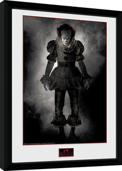 IT - Stand Poster enmarcado