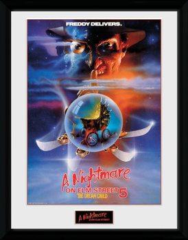 Nightmare On Elm Street - Dream Child Poster enmarcado