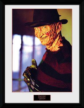 Poster enmarcado Nightmare On Elm Street - Freddy