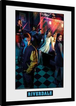 Riverdale - Season 1 Poster enmarcado