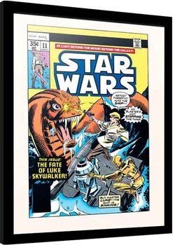 Poster enmarcado Star Wars - Star Search