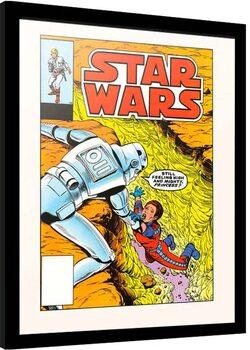 Poster enmarcado Star Wars - The Alderan Factor