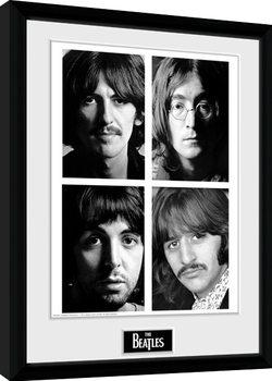 Poster enmarcado The Beatles - White Album