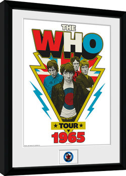 The Who - Bolts Poster enmarcado