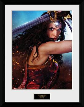 Wonder Woman - Defend marco de plástico